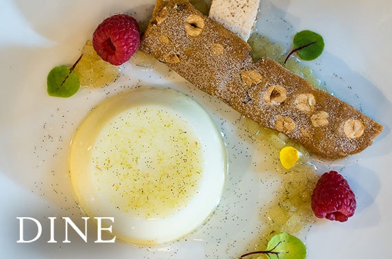 3 course Sunday Champagne dining at Dine, City Centre