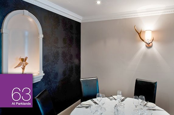 Michelin-recommended 5 course fine dining, Perth