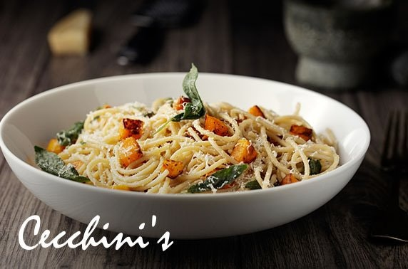 Cecchini's authentic Italian dining