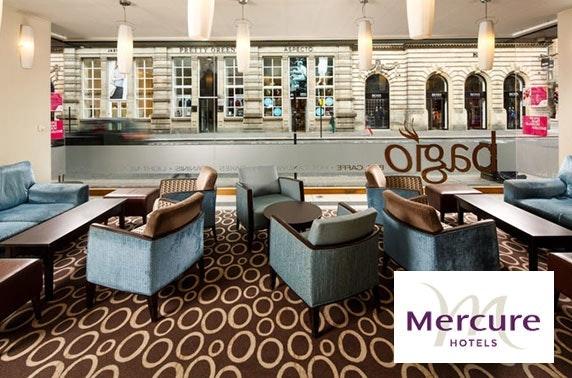 Mercure Glasgow stay, Merchant City