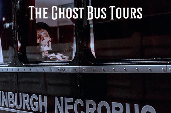 Edinburgh Ghost Bus Tour