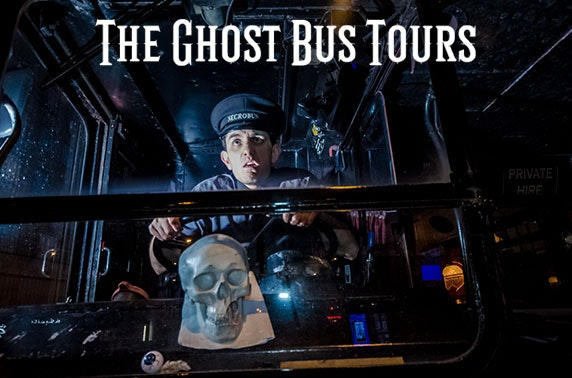 Edinburgh Ghost Bus Tour
