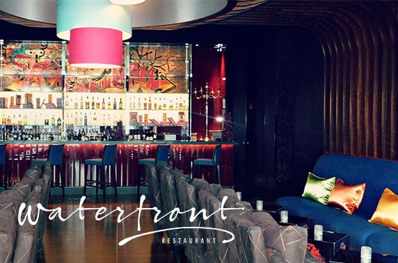 Alea Glasgow dining & wine at Waterfront Restaurant
