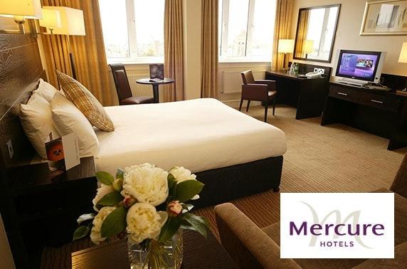 Mercure Ayr Hotel seaside stay