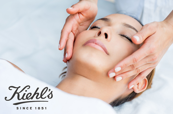 Kiehl's treatments & goody bag - from £5