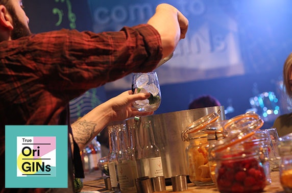 True OriGINs - The Scottish Gin Festival, Inverurie
