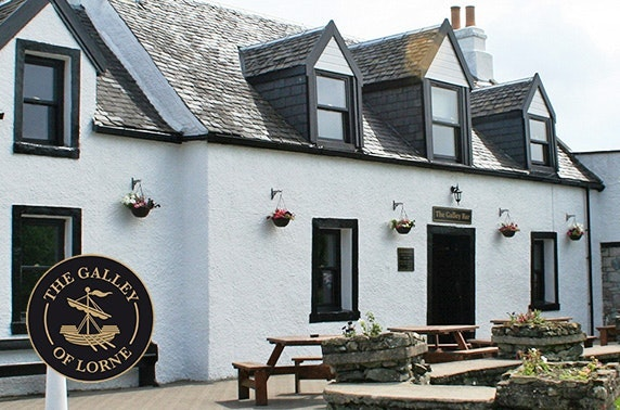 Scenic Argyll getaway – from £39