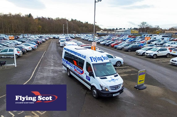 Glasgow Airport parking – from £1.65 per night