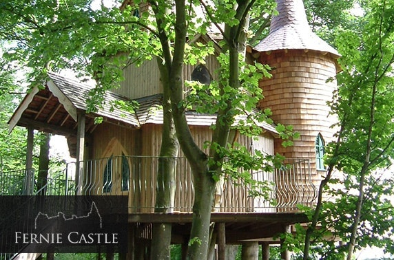 Luxury treehouse stay - valid 7 days