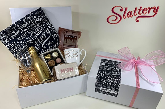 Slattery Mother's Day hampers