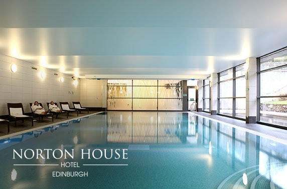4* Norton House spa day