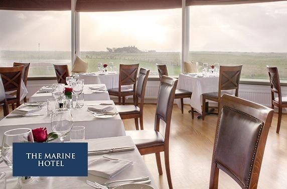 4* Marine Troon Hotel afternoon tea