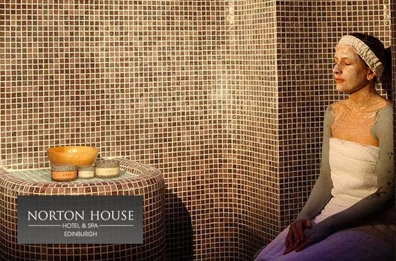 Spa day with afternoon tea, 4* Norton House Hotel & Spa