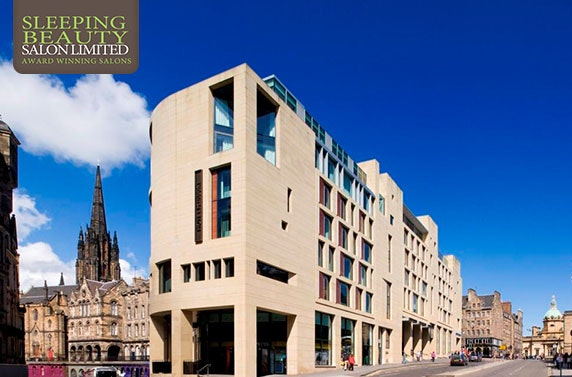 5* Radisson Collection treatments, Royal Mile