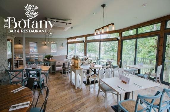 The Botany steak dining