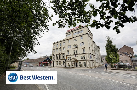 Perth City Centre DBB – from £69