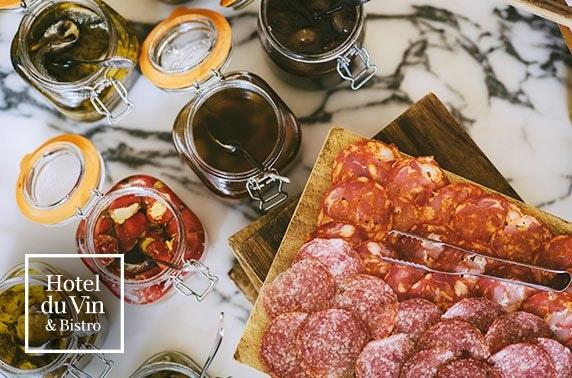 AA Rosette-awarded Hotel du Vin Sunday lunch