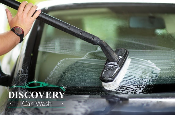 Discovery Car Wash