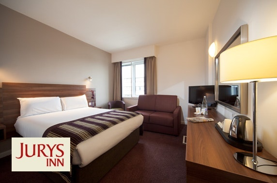 4* Glasgow City Centre stay