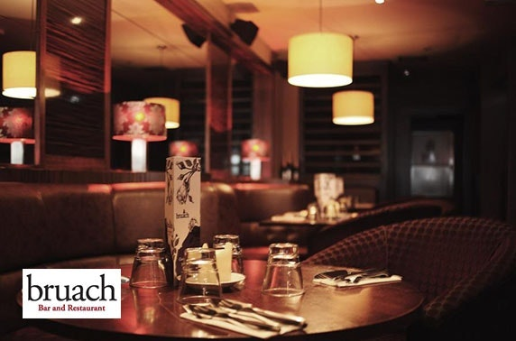 Brunch at Bruach, Broughty Ferry