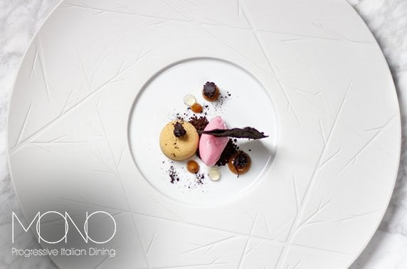 Mono 4 or 7 course fine dining, City Centre