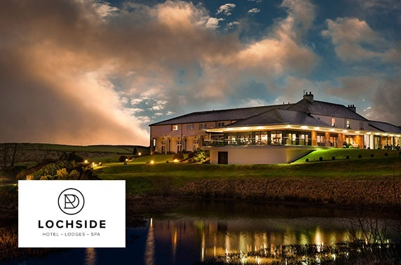Lochside House Hotel & Spa getaway