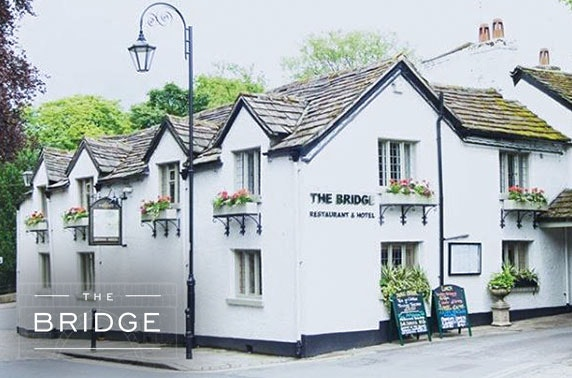 The Bridge Sunday roast, Cheshire