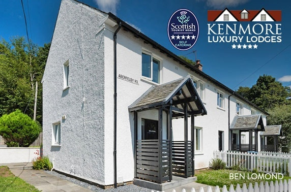 Luxury self-catering break, Perthshire - from £24pppn