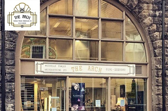 The Arch beauty treatments, City Centre