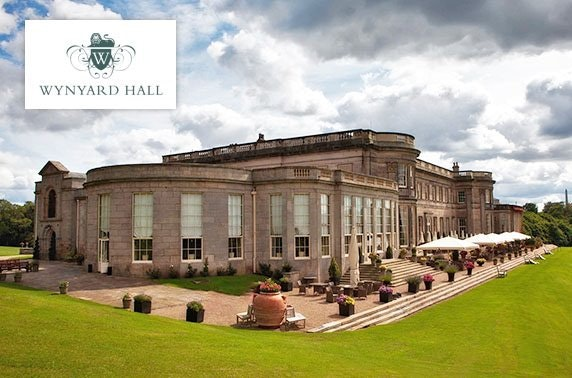 4* Wynyard Hall Prosecco afternoon tea