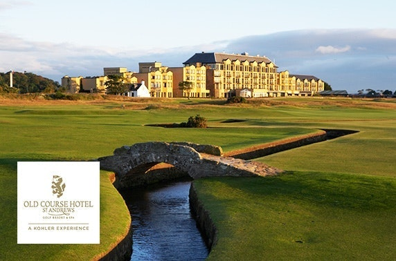 5* Old Course Hotel spa day