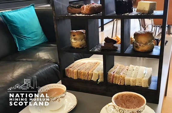 National Mining Museum afternoon tea