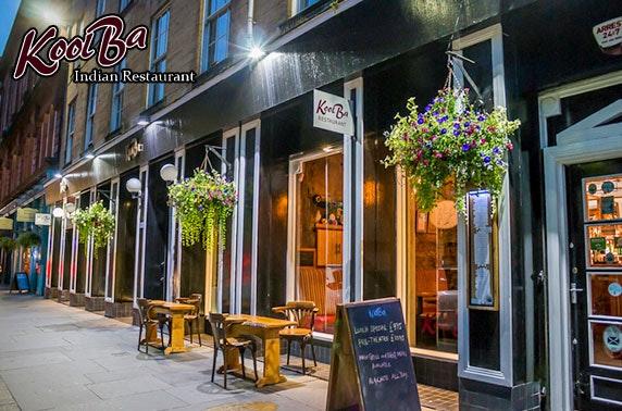 Award-winning KoolBa curries, Merchant City