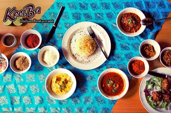 Award-winning KoolBa curries, Merchant City