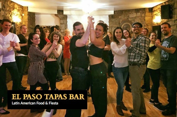 Beginners salsa or bachata classes, El Paso
