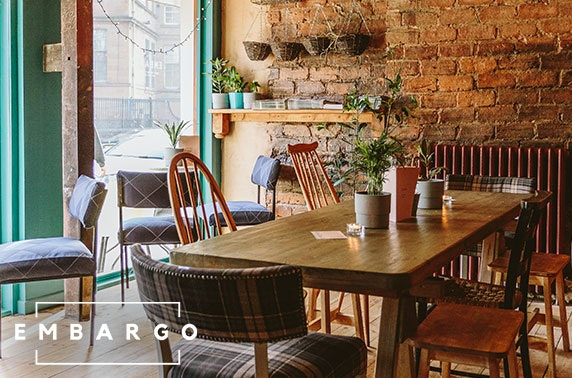 Embargo dining & drinks, Byres Road