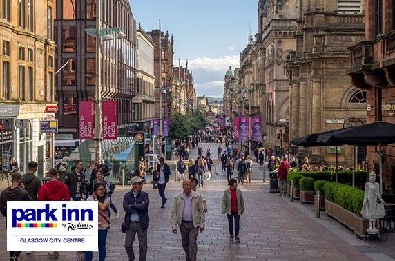 Glasgow City Centre stay - £59