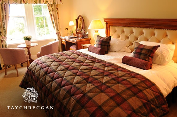 Romantic 2 AA Rosette Loch Awe getaway - from £65