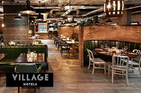 Village Hotel Club Aberdeen DBB - £79