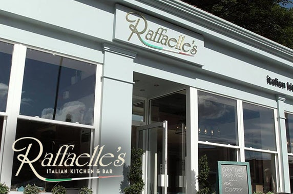 Raffaelle's Italian afternoon tea, Bearsden