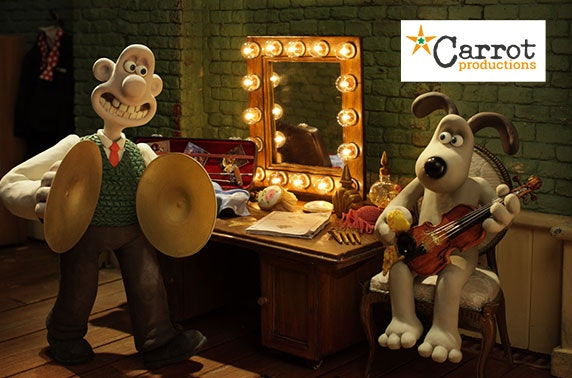 Wallace & Gromit's Musical Marvels at Glasgow Royal Concert Hall