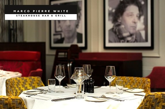 Marco Pierre White festive lunch