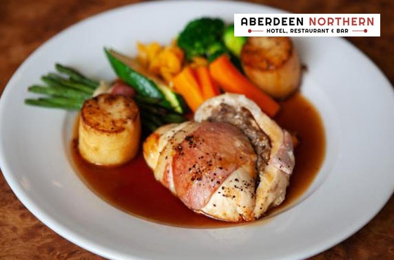 Aberdeen stay – from £49