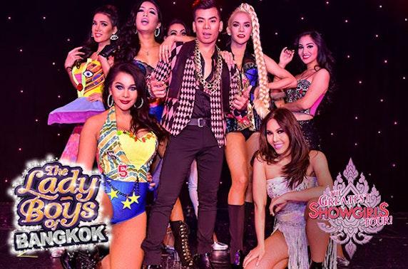 The Lady Boys of Bangkok, Edinburgh