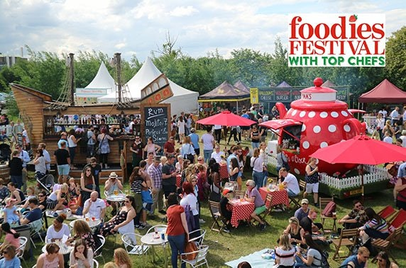 Foodies Festival 2019, Tatton Park