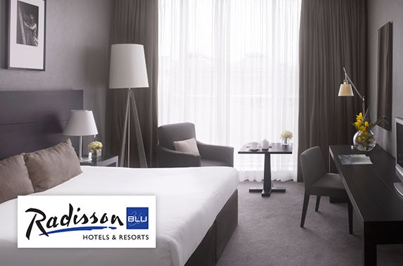 4* Radisson Blu Glasgow stay – from £99