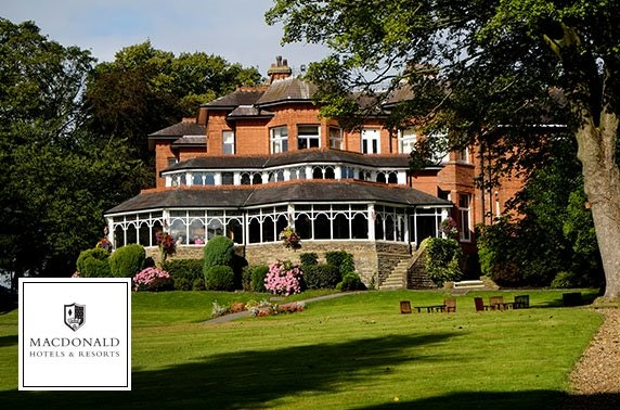 4* Macdonald Kilhey Court stay - £69
