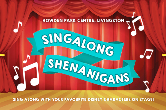 Singalong Shenanigans at The Howden Park Centre