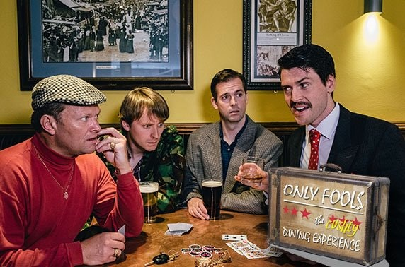 Only Fools the Cushty Dining Experience