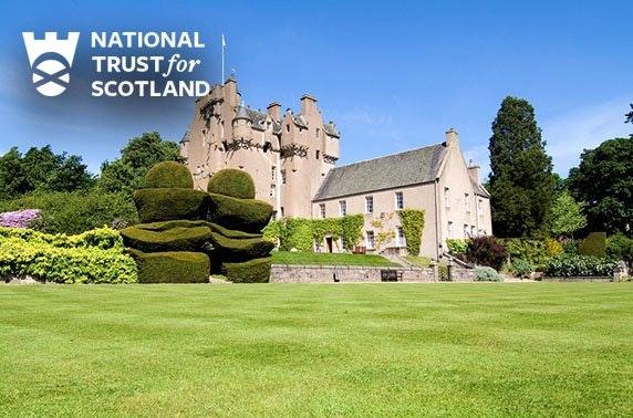 Crathes Castle, Garden & Estate entry